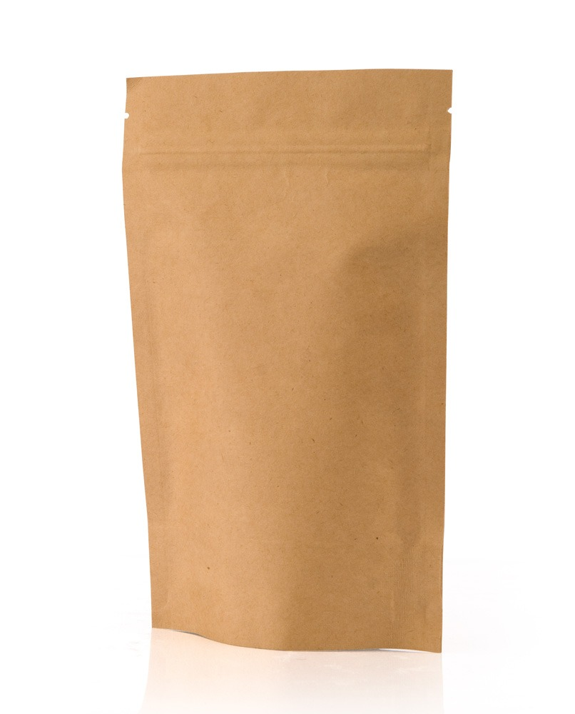 Plain Unprinted pouch stock