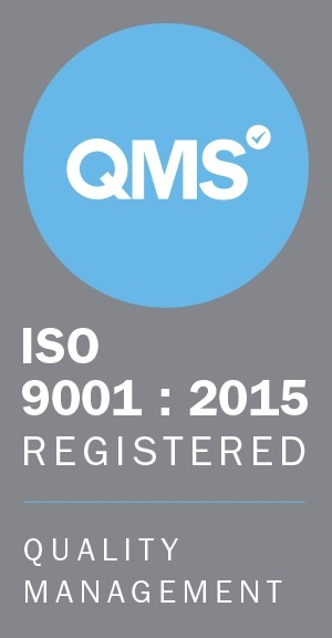 ISO 9001 2015 Quality Assured Packaging