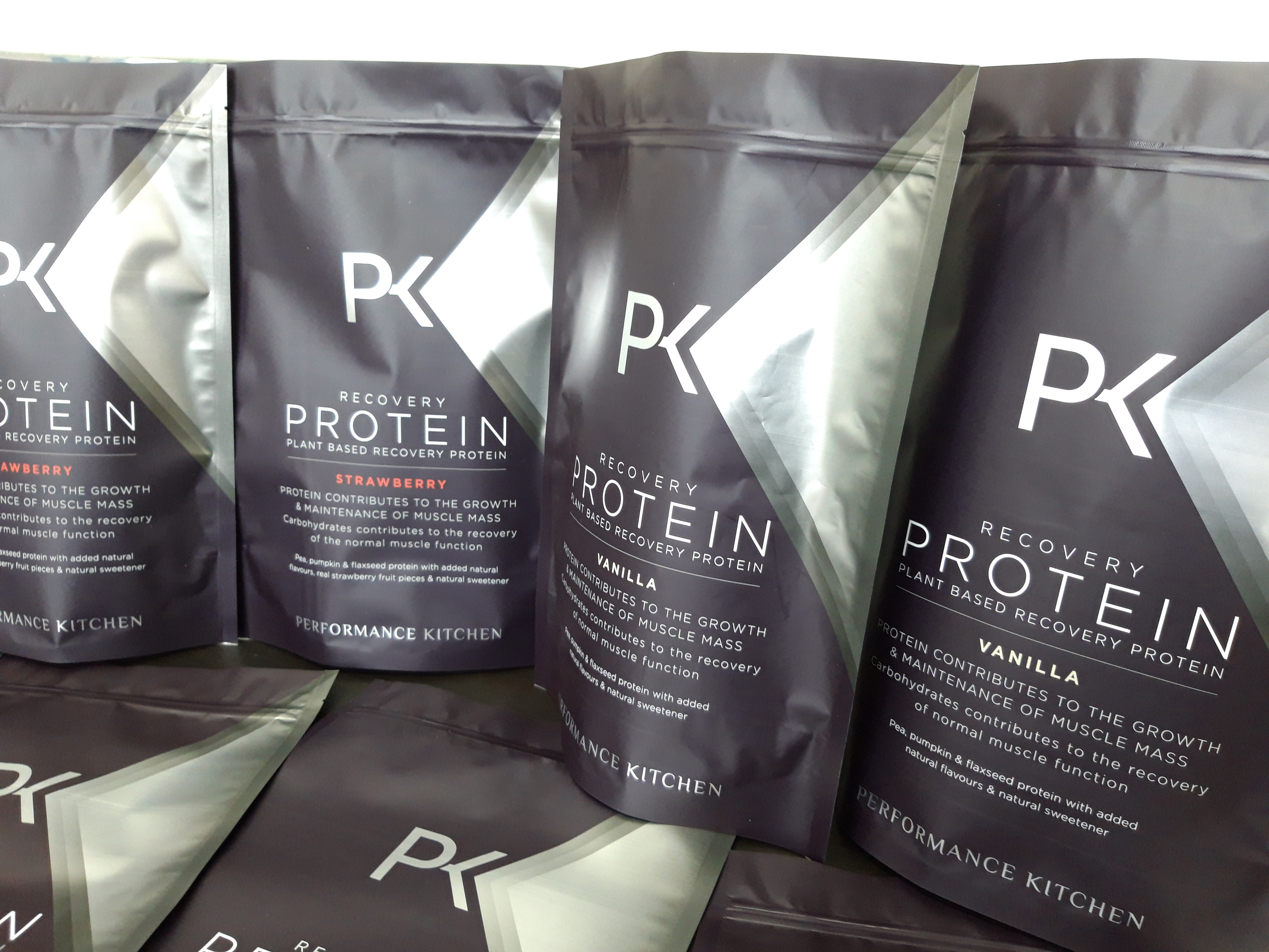 The Performance Kitchen Protein Stand up Pouch