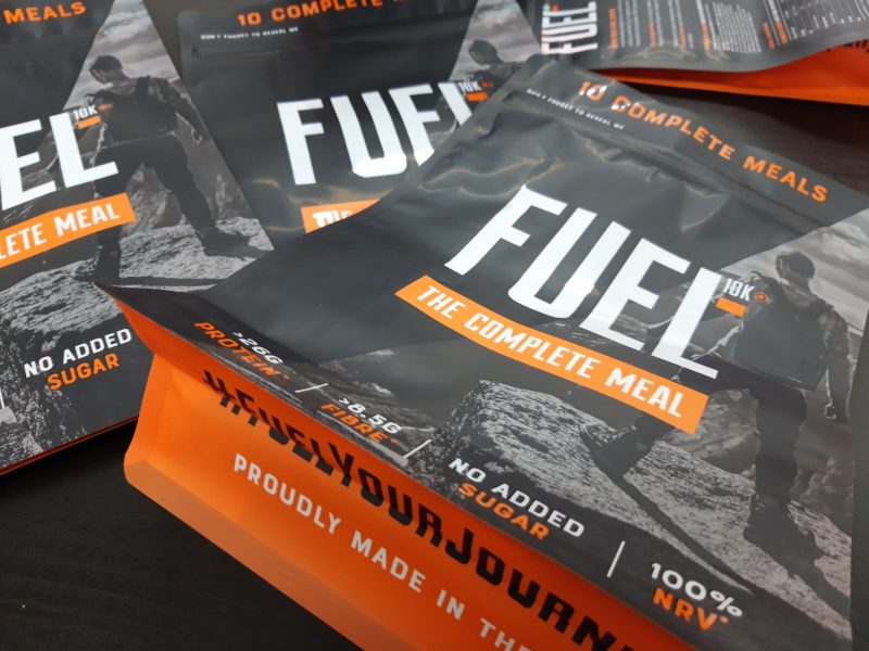 Fuel 10K Flat Bottom Bags